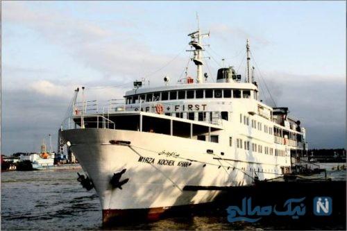 کشتی میرزا