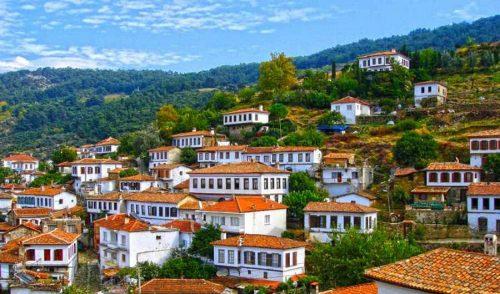 روستای تاریخی ترکیه