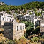 شهر ارواح , شهر صلح و دوستی کایاکوی ترکیه+تصاویر