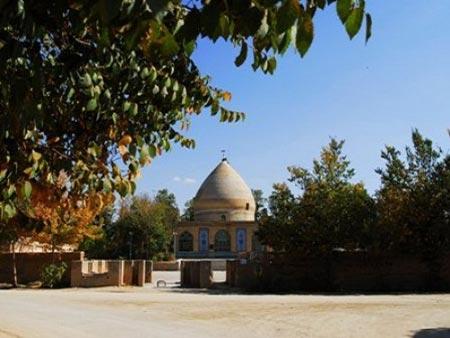 امامزاده دستگرد زیارتگاهی مهم شهرکرد+تصاویر