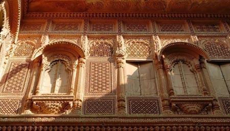 قلعه مهرانگهر در هند+تصاویر