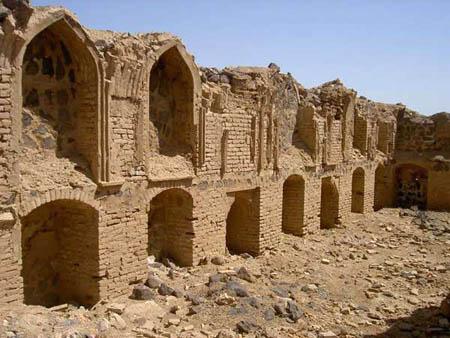 با قصر حرمسرا، سمنان آشنا شوید+تصاویر