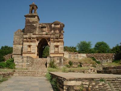 قلعه چیتورگاه در هند + تصاویر