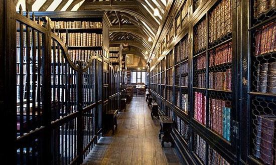 باشکوه ترین کتابخانه های جهان که توریسم جذب میکنند+تصاویر