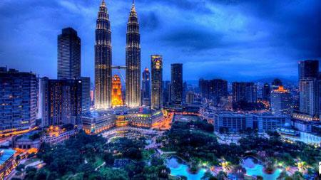 برج های دوقلوی پتروناس، کوالالامپور +تصاویر