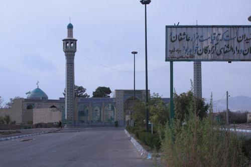 امامزاده علی بن اشرف(ع) سمنان+تصاویر