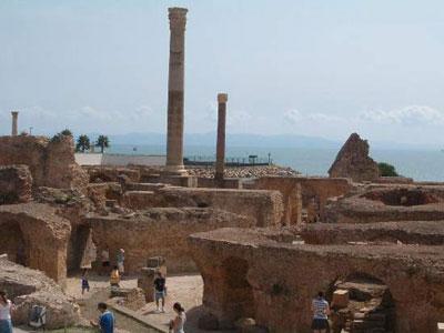 بزرگترین عجایب باستانی در خاورمیانه +تصاویر