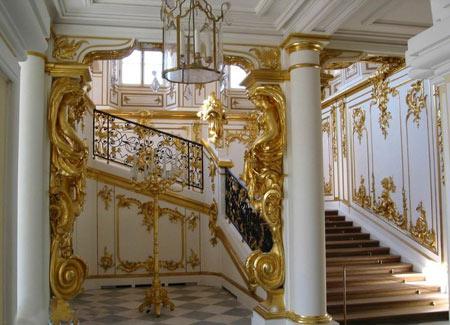 کاخ و باغ پترهوف در روسیه +تصاویر