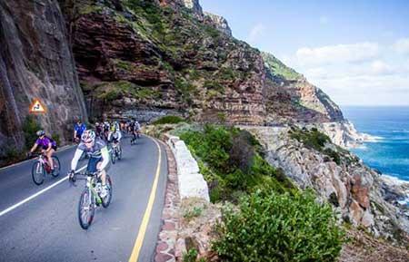 بهترین مسیرهای دوچرخه سواری جهان +تصاویر