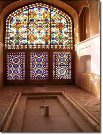باغ دولت آباد یزد +تصاویر
