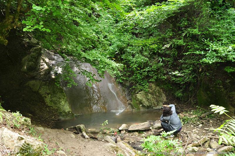 آبشار های یکه سور,مقصدی زیبا برای سفر یک روزه به طبیعتی بکر+تصاویر