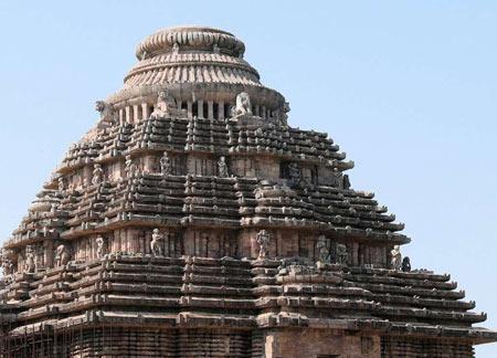 معبد خورشید در اوریسا – هند +تصاویر