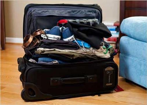 چگونه تمام وسایل را در یک چمدان کوچک جا دهید؟ + تصاویر