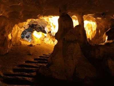 غار کارائین یکی از مناطق دیدنی آنتالیا +تصاویر