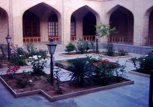 خانه آصف وزیری سنندج +تصاویر