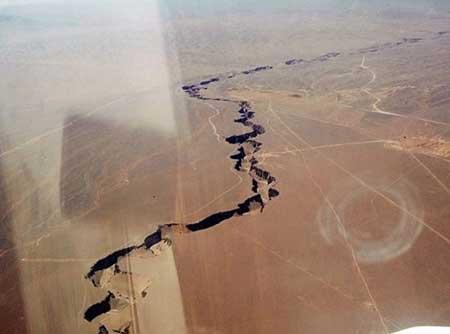 دره ای که بهشتی در قلب کویر ساخته+ تصاویر