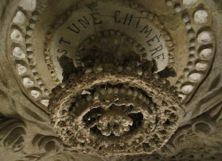 کلیسایی عجیبی که از سنگ ریزه ساخته شده است!!+تصاویر