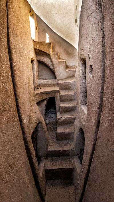 قلعه مهرجرد در میبد+تصاویر