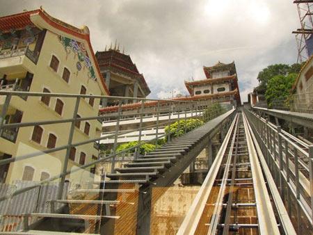 کک لوک سی , یکی از زیبا ترین و بزرگترین معابد بودایی جنوب شرق آسیا+تصاویر