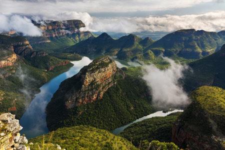 آشنایی با یکی از عجایب طبیعی آفریقای جنوبی+تصاویر