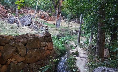 روستای اسفیدان ماسوله خراسان +تصاویر