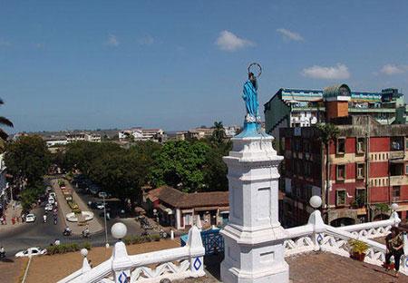 زیباترین شهر هند+ عکس