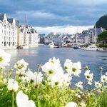 السوند ,شهری کوچک و در عین حال زیبا در نروژ که نباید از دست داد+تصاویر
