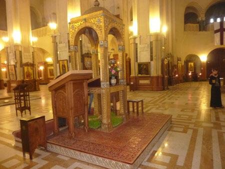 تثلیث بزرگترین کلیسای ارتدکس جهان+تصاویر