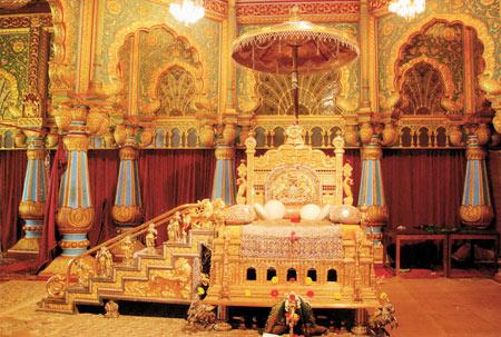 به دیدن کاخ بسیار زیبای میسور در شهر کاخ های هند بروید+تصاویر