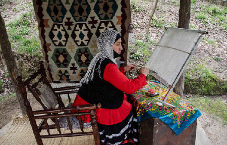 میراث روستایی گیلان+ تصویر