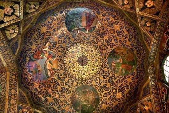 سن سور زیباترین کلیسای اصفهان+تصاویر
