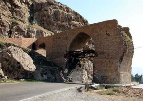 شاهکارهای پل سازی دوران باستان در لرستان ایران+تصاویر