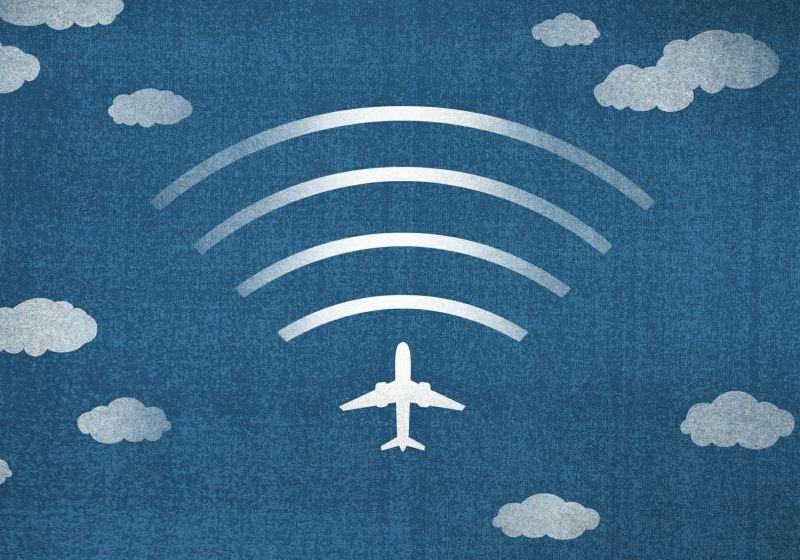 اینترنت پرسرعت در پرواز های هواپیمایی بریتیش ایرویز +تصاویر