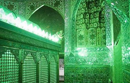 امامزاده سهل بن علی در اراک را بیشتر بشناسید+تصاویر