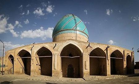 امام زاده سهل بن علي در اراک
