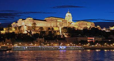قلعه بودا یکی از اصلی ترین سمبل های شهر بوداپست مجارستان+تصاویر