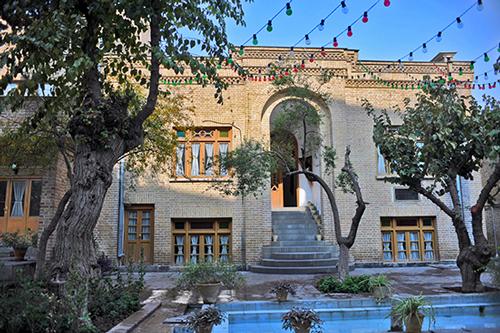 خانه موزه های ایران ; گشتی در خانه چند تن از بزرگان تهران +تصاویر