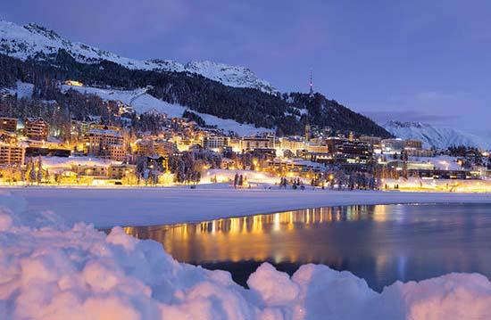 خاص ترین مناطق کوهستانی برای سفر در زمستان مخصوص پولدارها+تصاویر