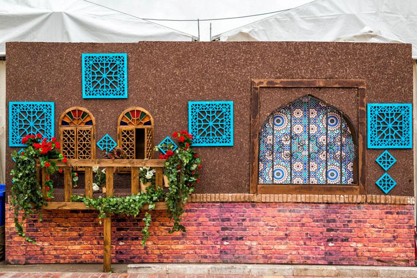 گشتی در گوشه و کنار فرهنگسرای اشراق در تهران +تصاویر