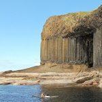 غارها و صخره هایی  بی نظیر را در جزیره استافا ببینید+تصاویر