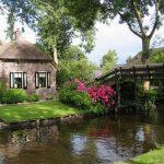 شهر زیبای گیتورن (Giethoorn)، شهری بدون جاده در هلند+تصاویر