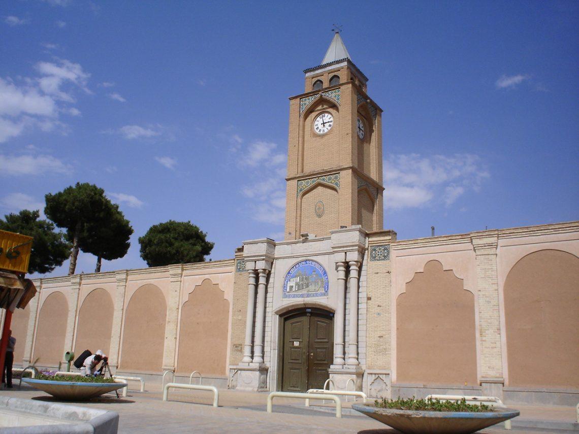 گشتی در تاریخ و یادگارهای گذشتگان در کلیسای وانک اصفهان+تصاویر