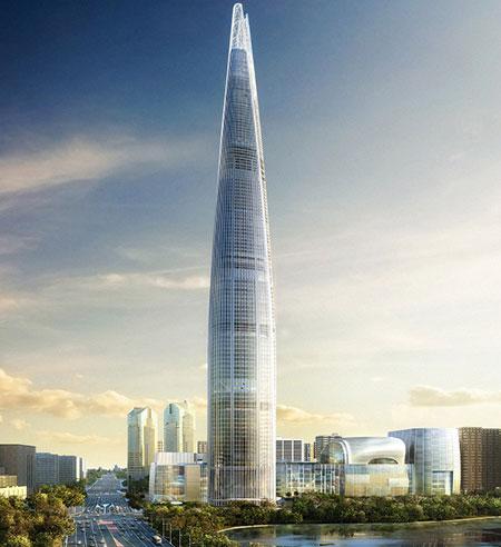 زیباترین و بلندترین برجهای جهان که هر کسی را شگفت زده میکنند+تصاویر