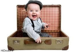 چمدون جزء اجزای جدایی ناپذیر سفر به هر نقطه که بخواهید + تصویر