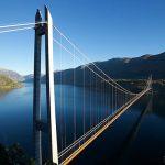 پلهای طولانی معلق جهان را بیشتر بشناسید + تصاویر