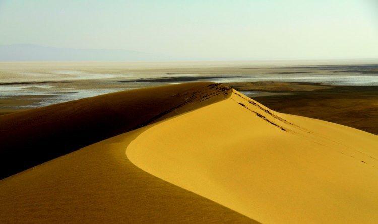 راهنمای سفر به کویر مرنجاب بازیباییهای دلانگیز+تصاویر