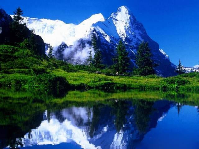 رشته کوه های الپ