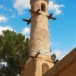 منارجنبان اصفهان یکی از بنا های بی نظیر ایران و جهان + تصاویر