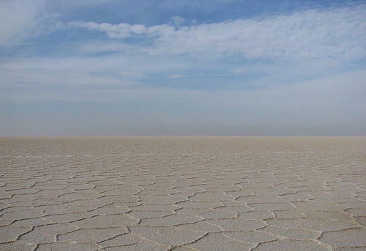 راهنمای سفر به کویر مرنجاب