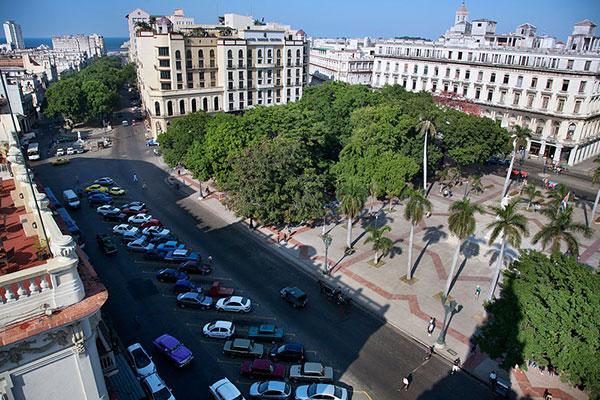 شهر هاوانا کوبا